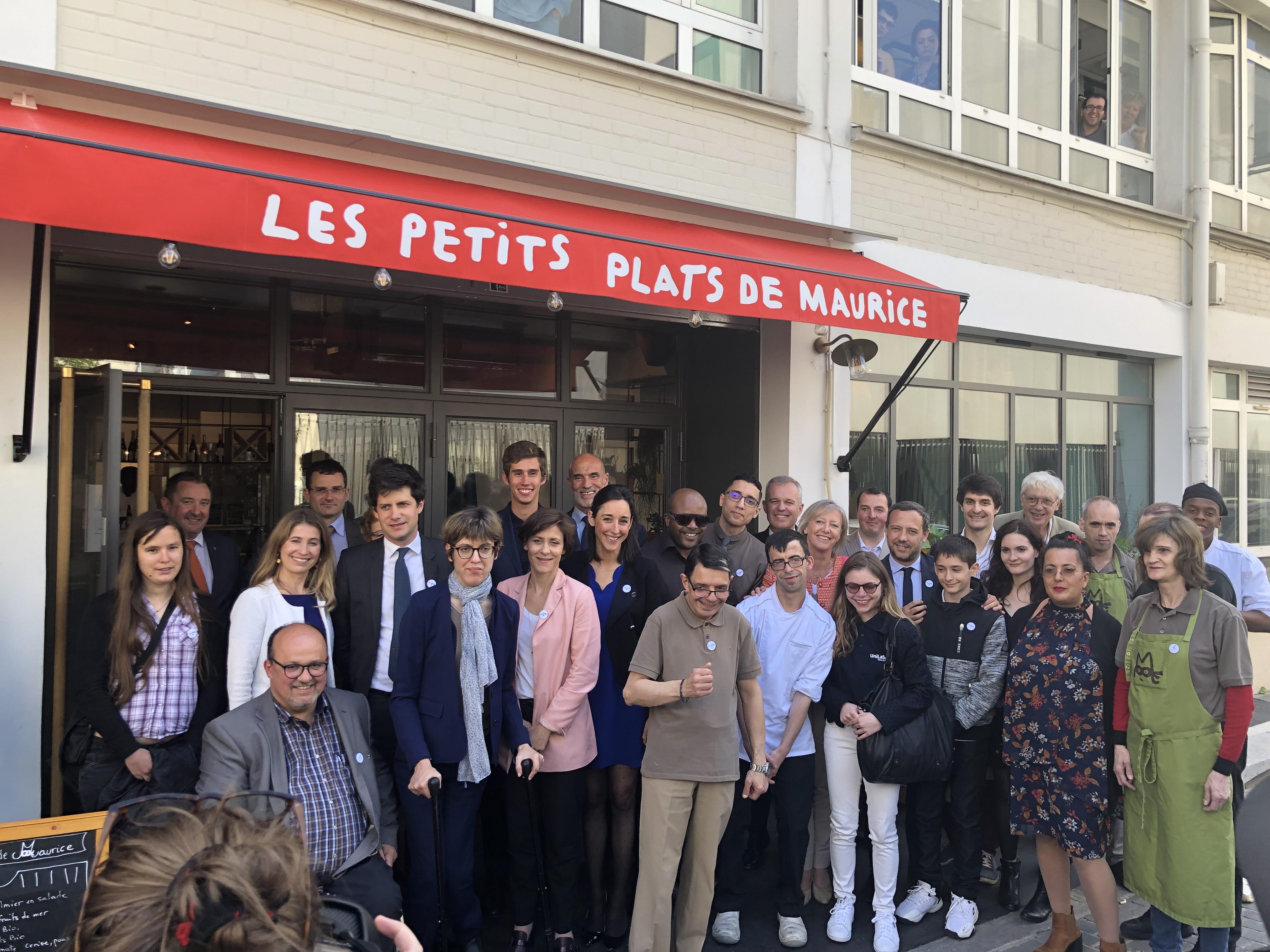 Duo Day 2019 aux Petits Plats de Maurice
